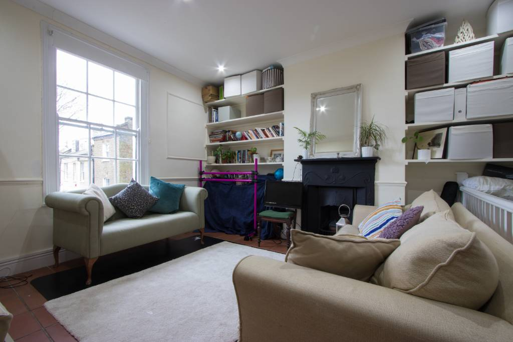 First floor flat 78 Haverstock Hill NW3 2BE - Image 1